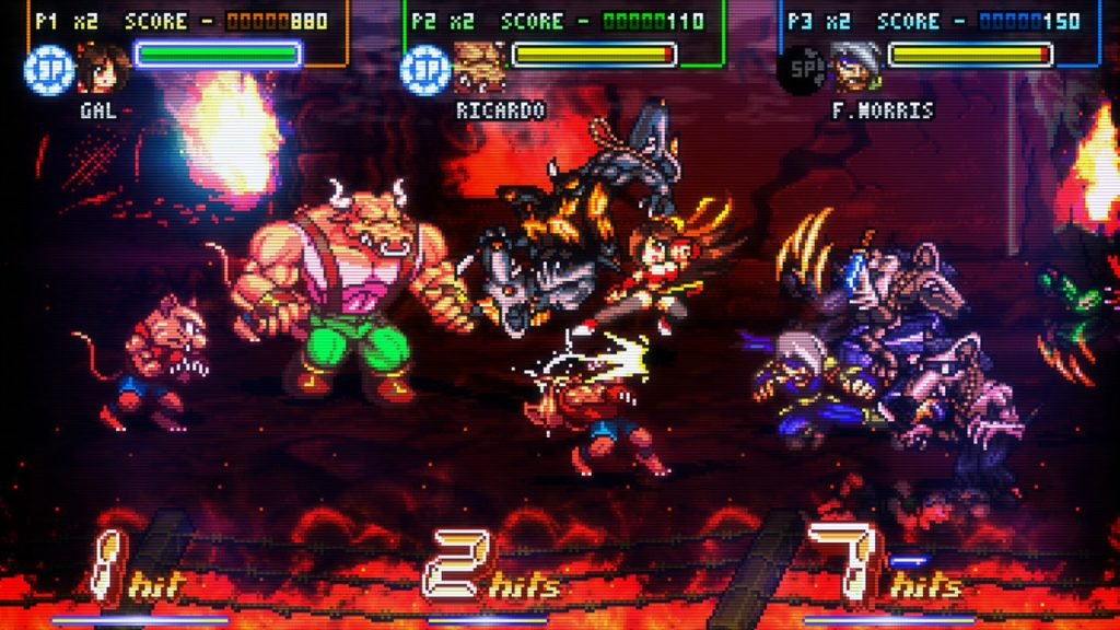 Fight'N Rage Review