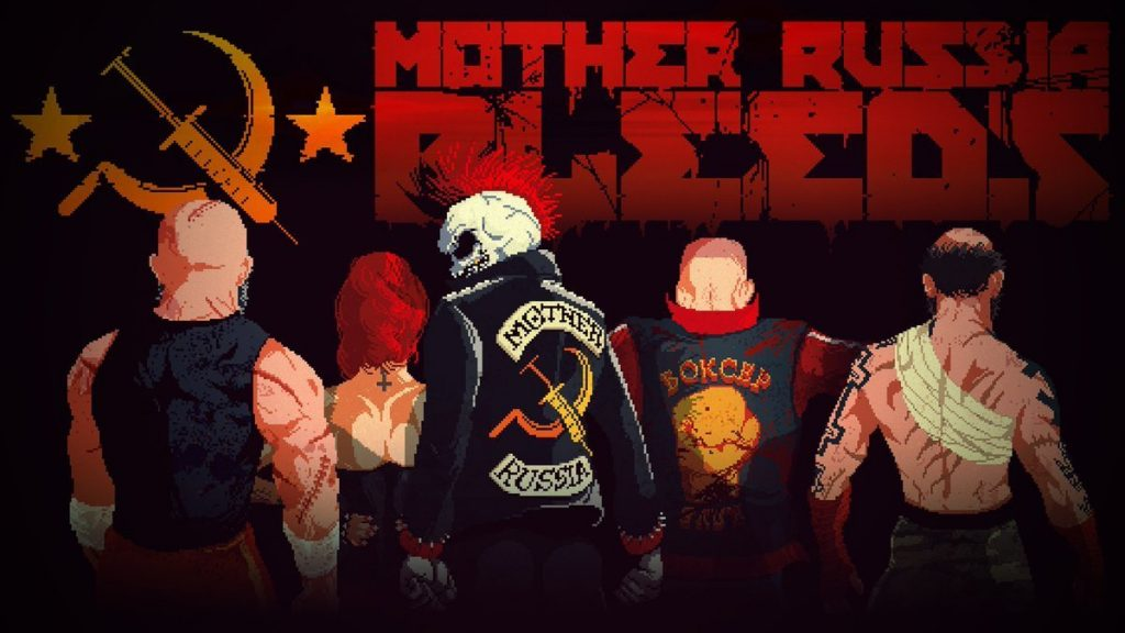 MOTHER RUSSIA BLEEDS GAME REVIEW