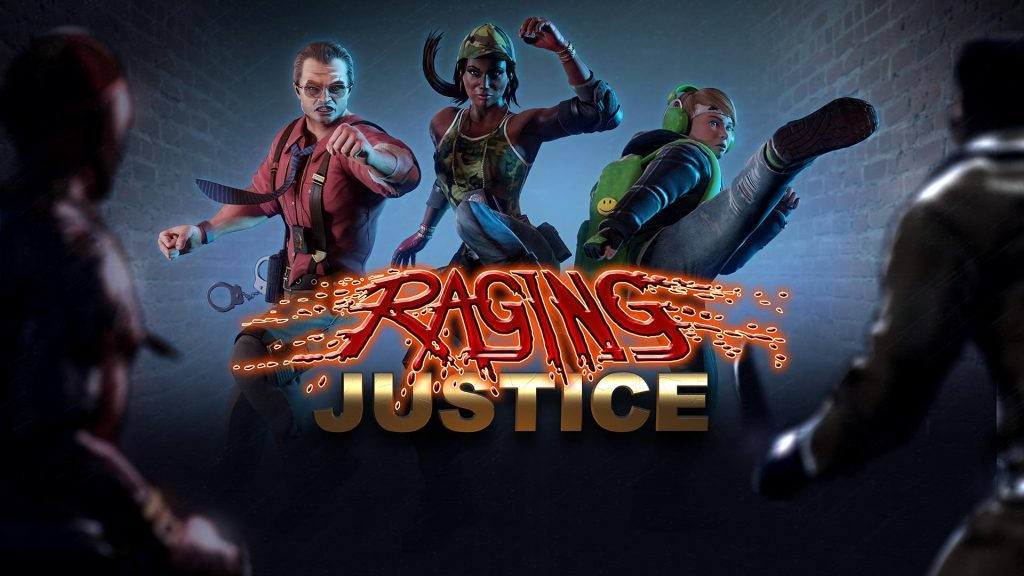 RAGING JUSTICE REVIEW